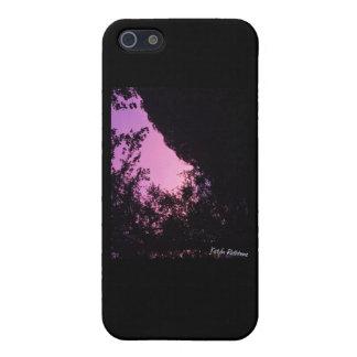 iPhone 5 Cárcasas Skys rosado