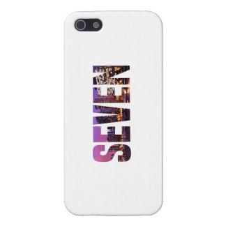 iPhone 5 Cobertura Caja de siete teléfonos