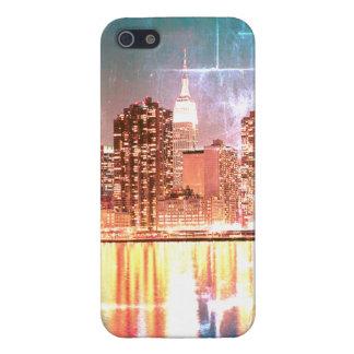 iPhone 5 Cobertura Caso del iPhone de New York City