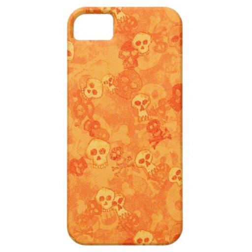 iPhone 5 de los cráneos de la diversión de la fant iPhone 5 Carcasas