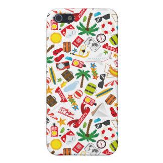 iPhone 5 Funda Mar del sur del viaje de las vacaciones de verano