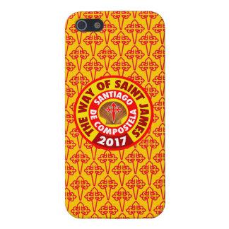 iPhone 5 Fundas La manera de San Jaime 2017