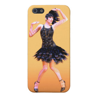 iPhone 5 Protector Baile de la aleta