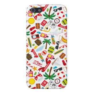 iPhone 5 Protector Mar del sur del viaje de las vacaciones de verano