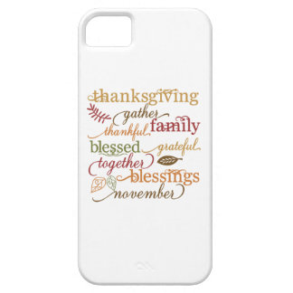 iPhone 5, thanksgiving iPhone 5 Fundas