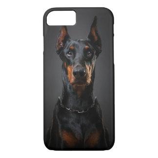 iPhone 6/6s, Barely There del Doberman Funda Para iPhone 8/7