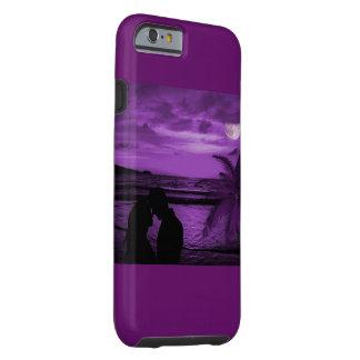 iPhone 6/6s, caja dura del teléfono - neblina Funda Resistente iPhone 6