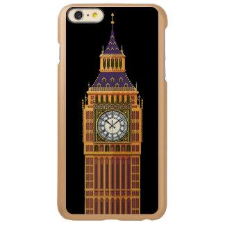 iPhone 6/6S de Big Ben más el brillo de Incipio