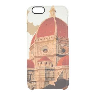 iPhone 6/6S de Firenze más el caso claro Funda Clearly™ Deflector Para iPhone 6 De Uncommon
