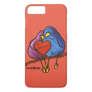 """""""iPhone 6/6s de la tarjeta del día de San Valentín Funda iPhone 7 Plus"""