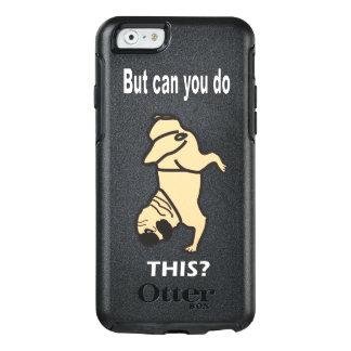 iPhone 6/6s de Sr. Pug Custom OtterBox Apple Funda Otterbox Para iPhone 6/6s
