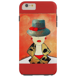 iPhone 6/6S de Vivian más el caso duro Funda Resistente iPhone 6 Plus