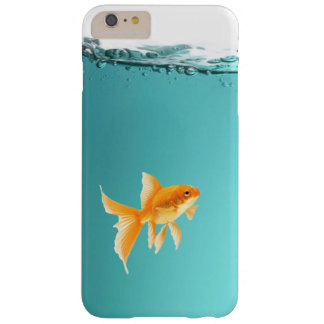 iPhone 6/6S del Goldfish más Barely There Funda Barely There iPhone 6 Plus