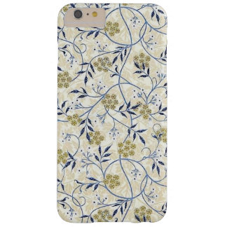 iPhone 6/6S del jazmín azul más Barely There Funda Barely There iPhone 6 Plus