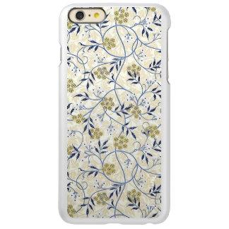 iPhone 6/6S del jazmín azul más el brillo de