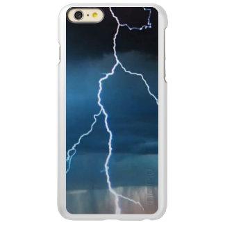 iPhone 6/6S del relámpago más el brillo de Incipio