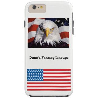 iPhone 6/6s más el caso duro (blanco) Funda Resistente iPhone 6 Plus