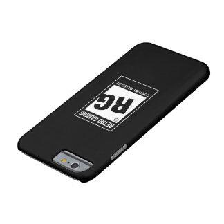 iPhone 6 - RG clasificado para el caso retro del Funda Para iPhone 6 Barely There