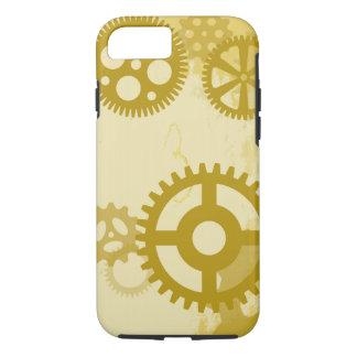 iPhone 7, caja dura de Steampunk del teléfono Funda iPhone 7