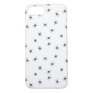 iPhone 7 del caso de la araña Funda iPhone 7
