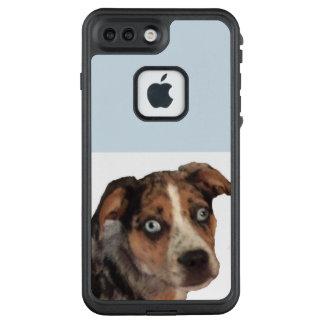 IPhone 7 FRE más - caja del teléfono de la