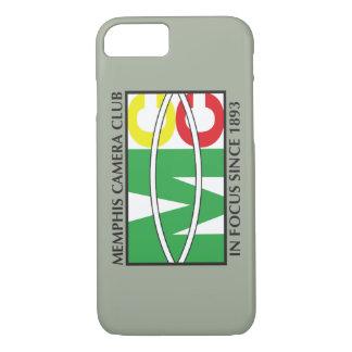 iPhone 7, logotipo de la obra clásica de Barely Funda iPhone 7