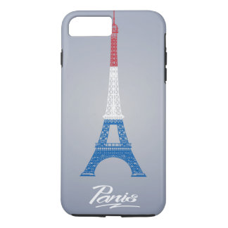 iPhone 7 más, caja dura de París Apple del Funda Para iPhone 8 Plus/7 Plus