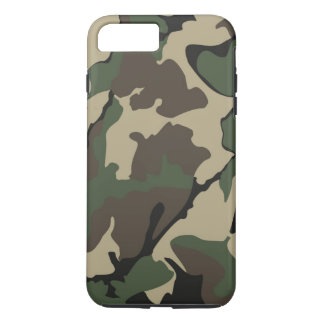 iPhone 7 más, caso duro de Camo Funda iPhone 7 Plus