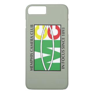iPhone 7 más, logotipo de la obra clásica de Funda iPhone 7 Plus