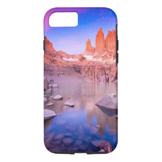 iPhone 8/7, caja dura Torres del Pain de Apple del Funda Para iPhone 8/7