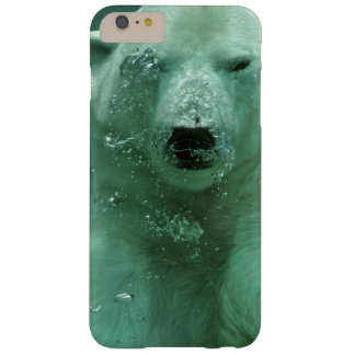 iPhone ártico del oso polar 7 casos Funda Barely There iPhone 6 Plus