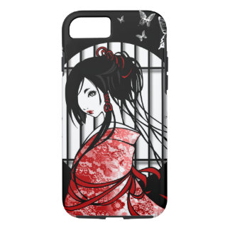 """iPhone """"capturado"""" 7 del zen de SajuArt Funda iPhone 7"""