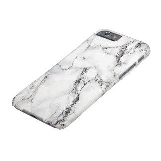 ¡iPhone de mármol 6/6s, caso de Barely There! Funda Barely There iPhone 6