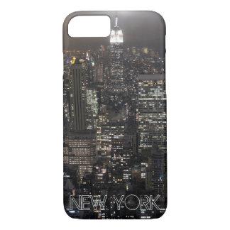 iPhone de Nueva York 7 recuerdos de New York City Funda iPhone 7