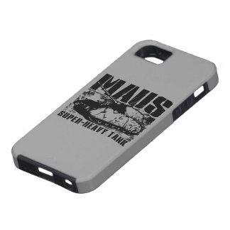 iPhone de Panzer VIII Maus/caso del iPad Funda Para iPhone 5 Tough