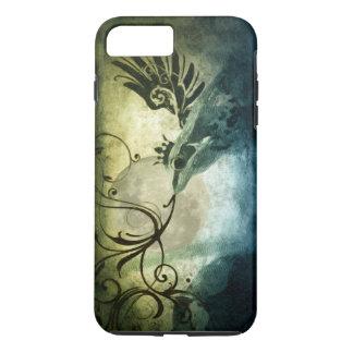 iPhone de príncipe Midnight Fantasy de la rana 7 Funda iPhone 7 Plus