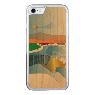 iPhone del arte abstracto Funda Para iPhone 8/7 De Carved