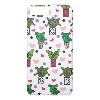 iPhone del cactus/caso cariñosos del iPad Funda Para iPhone 8 Plus/7 Plus