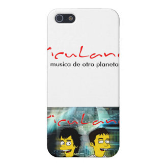 iphone del caso del siculand iPhone 5 carcasas