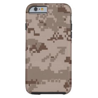 iPhone del modelo de Camo del desierto de los Funda De iPhone 6 Tough