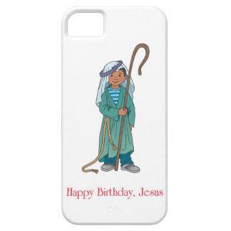 iPhone del muchacho del pastor de Jesús del feliz Funda Para iPhone SE/5/5s