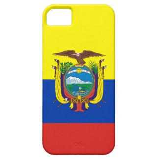 """iPhone del orgullo de Ecuador"" 5 casos Funda Para iPhone SE/5/5s"