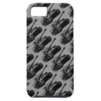 iPhone del tigre I/caso del iPad iPhone 5 Case-Mate Carcasa