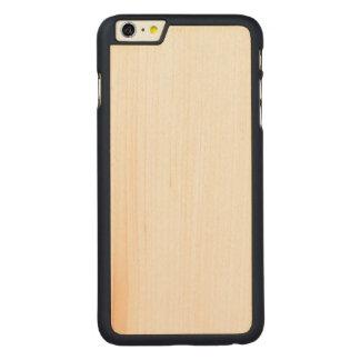 iPhone delgado de madera 6/6s más el caso Funda Fina De Arce Para iPhone 6 Plus De Carved