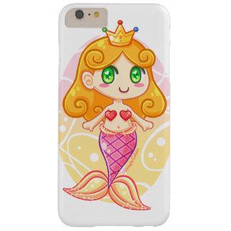 iPhone dulce 6/6s de la princesa de la sirena más Funda Barely There iPhone 6 Plus