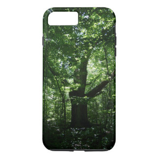 iPhone duro 6/6s del árbol más el caso Funda iPhone 7 Plus