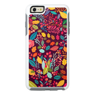 iPhone elegante 6/6s de la acuarela del otoño más Funda Otterbox Para iPhone 6/6s Plus