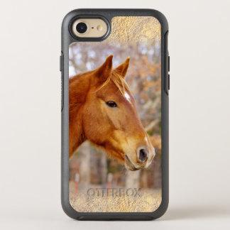 iPhone hermoso 6/6s Otterbox del caballo de la Funda OtterBox Symmetry Para iPhone 8/7