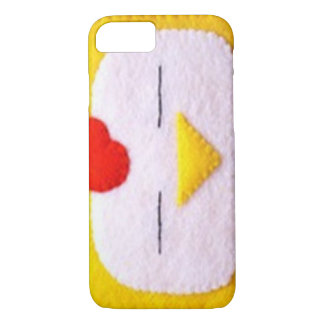 iPhone mullido dulce 7 del pollo Funda iPhone 7