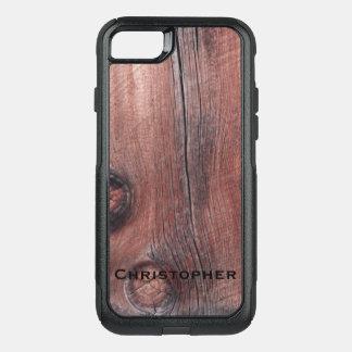 iPhone rojo rústico 7 del viajero de OtterBox del Funda Commuter De OtterBox Para iPhone 8/7